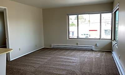 Living Room, 947 North 89th Street, Unit 2, 0
