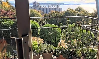 Patio / Deck, 1208 10th Ave W, 0