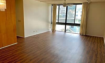 Living Room, 1441 Piikoi St, 0
