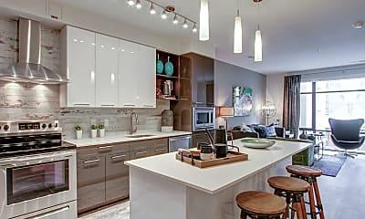 Kitchen, 672 Flats, 0
