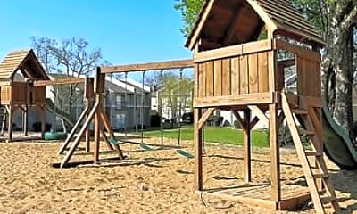 Playground, Park at Fountain Lane, 1
