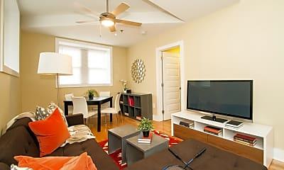 The Delmar Morris Apartments, 0