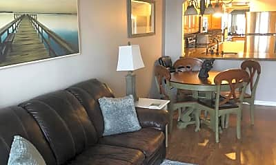 Living Room, 2469 S Washington Ave 209, 1