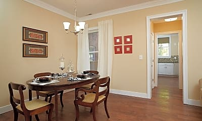 Dining Room, 3339 Mt Pleasant St NW, 1