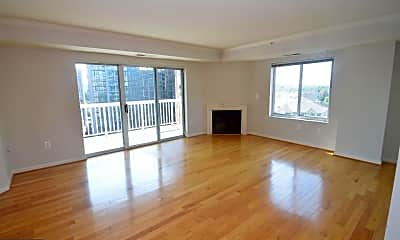 Living Room, 3101 N Hampton Dr 1303, 1
