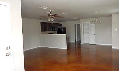 Living Room, 2204 Indian Trail, 1