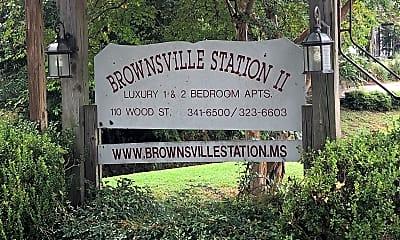 Brownsville Station, 1