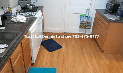 Kitchen, 1649 Commonwealth Avenue, 1