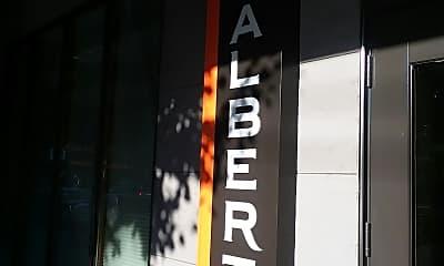 Albert Apartments, 1