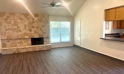 Living Room, 1712 Edge Hill Rd., 1