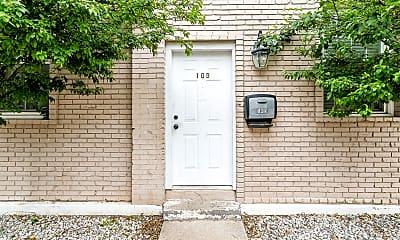 Building, 237 Benton St, 1