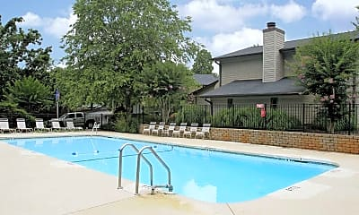 Pool, Berkley Pointe, 1