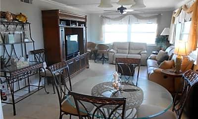 Dining Room, 1270 Gulf Blvd 1708, 1