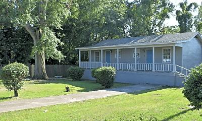 Building, 116 W Pine St, 0