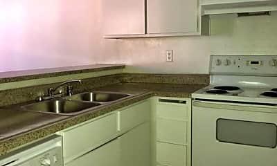 Kitchen, Tropicana Del Este Apartments, 1