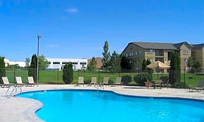 Pool, Diamond Creek, 2