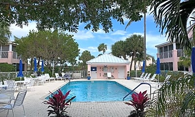 Pool, 391 NE Plantation Rd 226, 2