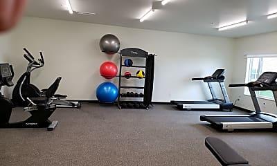 Fitness Weight Room, 501 Interstate Dirive, 2