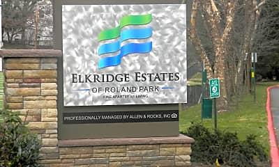 Community Signage, 6112 Bellinham Ct 531, 1
