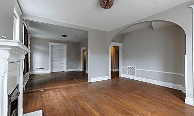 Living Room, 2301 Park Ave, 1