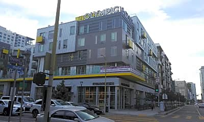 1001 OLYMPIC & OLIVE, 0