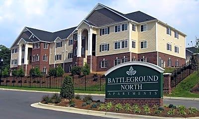 Building, Battleground North, 0