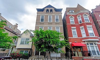 Building, 1334 W 18th Place - GF, 1