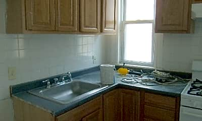 Kitchen, 429 Ferry Street, 1