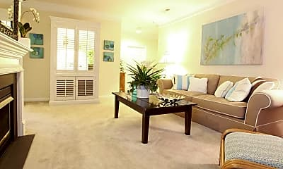 Living Room, Brookberry Park Apartments, 1