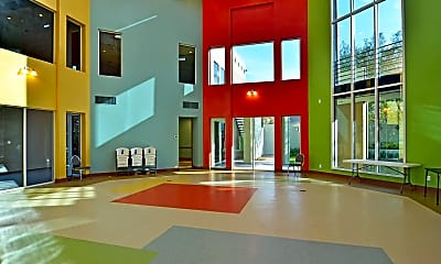 Fitness Weight Room, Pavilion Place, 2