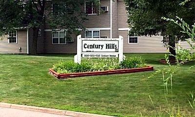 Century Hills Townhomes, 1
