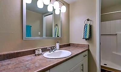 Bathroom, Midtown Flats, 2