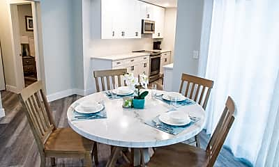 Dining Room, 1127 E Seminole Ave 32C, 0