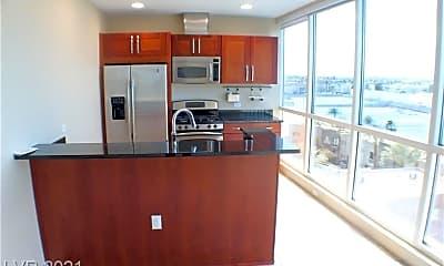 Kitchen, 4525 Dean Martin Dr 710, 0