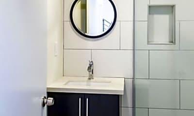 Bathroom, 951 N El Centro Ave, 1