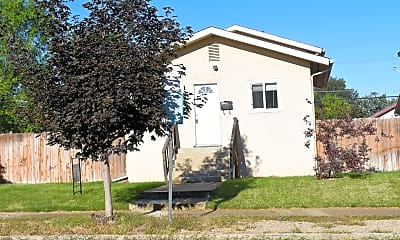 Building, 1229 S Vermont Ave, 1