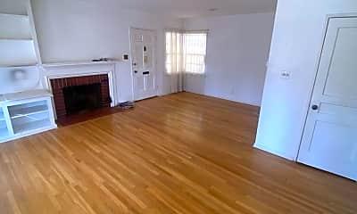 Living Room, 1536 Veteran Ave, 2