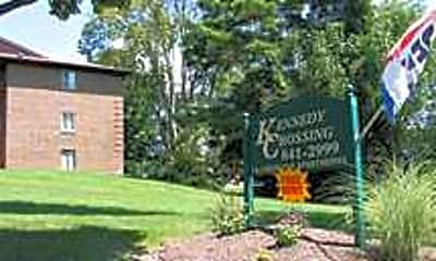 Community Signage, Kennedy Crossing, 1