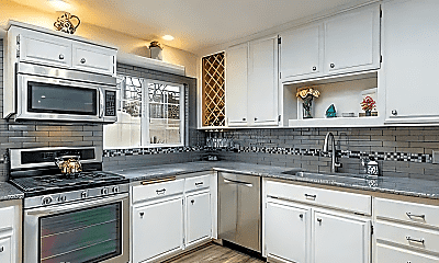 Kitchen, 7838 Buena Vista Dr, 2