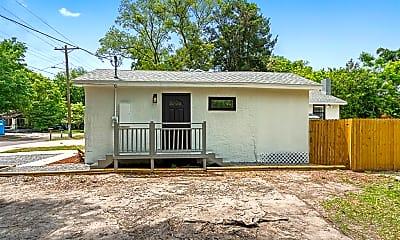 Building, 1320 E Giddens Ave, 1