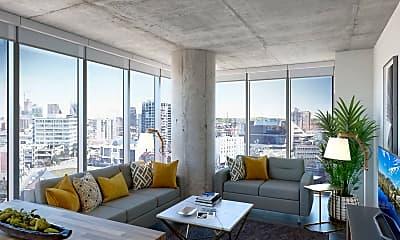 Living Room, 1711 Division St, 1