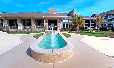Pool, The Landing, 1
