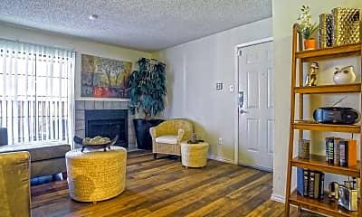 Living Room, Hilton Head Apartments, 1