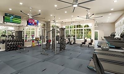 Fitness Weight Room, 923 Walden Pond Drive, 1