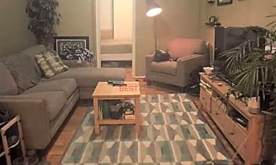 Bedroom, 539 W 49th St, 2