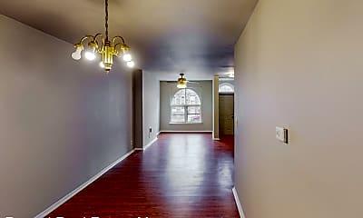 Living Room, 2429 Druid Hill Ave, 1