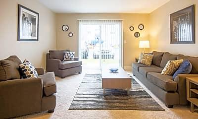 Living Room, Vesta Camp Creek, 0