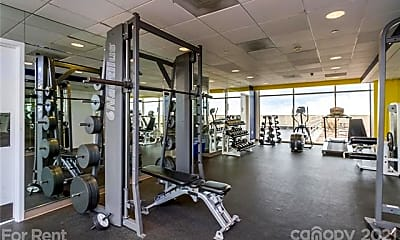 Fitness Weight Room, 315 Arlington Ave 807, 2