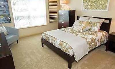 Bedroom, Arrive St. Louis Park, 1