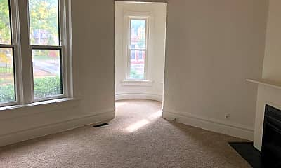 Living Room, 43 S Monroe Ave, 1